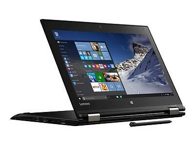 """Lenovo ThinkPad Yoga 260 2 in 1 Core i3 4GB 128GB SSD 12.5"""" Touch Tablet"""