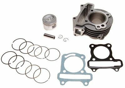 KR Zylinder Kit 80cm3 47,00mm SACHS 49ER R10 / 49ER R12 / Bee 50... Cylinder Set