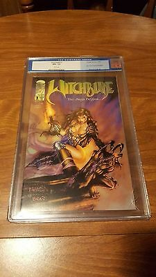 Witchblade #1 – Image – The Saga Begins - 1995 - Michael Turner CGC NM 9.6