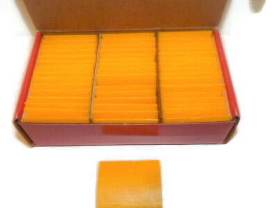 Carmel Super-Glide Tailors' Chalk Yellow Color, 48 pcs Fast Shipping from US
