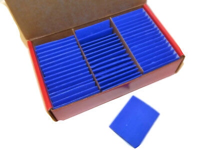Carmel Super-Glide Tailors' Chalk Blue Color, 48 pcs Fast Shipping from US