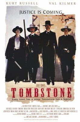 Tombstone 1993 - 11 x 17  - Poster