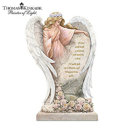 Thomas Kinkade 'In Loving Memory' Sculpture