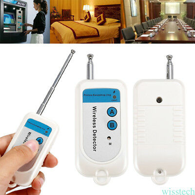 Anti-Spy Signal RF Wireless Signal Detector Radio Frequency Device Finder top US