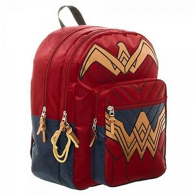 Dawn of Justice DC Wonder Woman Backpack - AU Seller Quick Turnaround