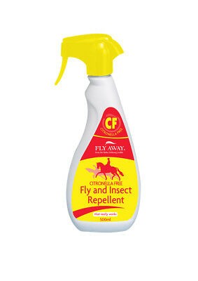 Fly Away Citronella Free Fly & Insect Repellent - Fly, Louse & Insect Control