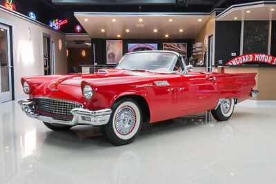 1957 Ford Thunderbird  Fully Restored T-Bird! Ford 312ci V8, Automatic Transmission, All Original Steel