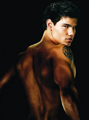 A3 - TWILIGHT TAYLOR LAUTNER 1 - MOVIE Film Cinema Home Posters Art #10