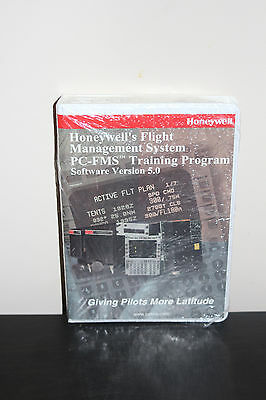 Honeywell's Flight Management System PC-FMS - Training Software