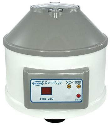 Centrifuge with Timer 4000rpm 6 Tube 10ml 15 ml Laboratory Equipment XC-1000