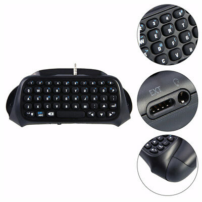 New TP4-008 Mini Wireless Bluetooth Keyboard for PS4 Gamepad Game Controller