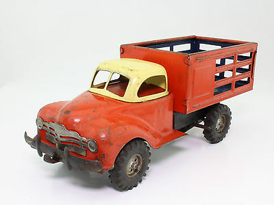 Blechspielzeug - Tin Toy - Gama Truck Lastwagen LKW - Made in US-Zone Germany