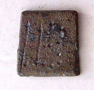 ANCIENT ROMAN BYZANTINE BRONZE WEIGHT great collection!!! #AR580-583