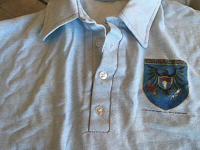 Grateful Dead Crew Owned Concert T-Shirt - 1983 Polo Stanley Mouse GDP