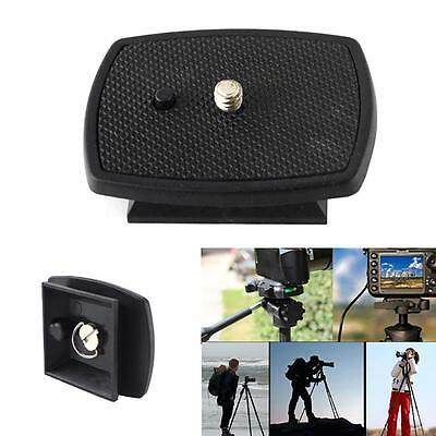 Tripod Quick Release Plate Screw Adapter Tripod Head For Slr Digital Camer IU
