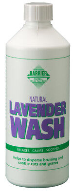 Barrier Lavender Wash - Shampoos & Conditioners