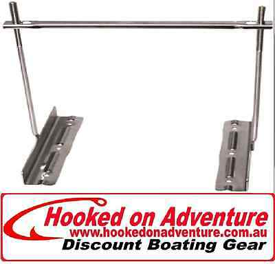 Battery Tie-Downs - Stainless Steel