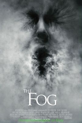 THE FOG MOVIE POSTER Original DS  27x40 Inch Advance Style 2005 HORROR Film