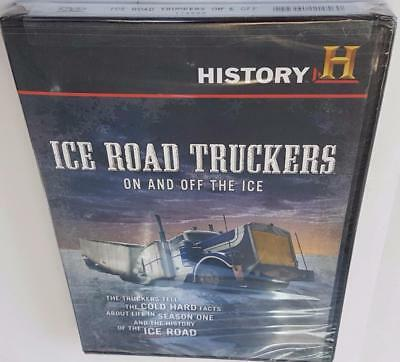Ice Road Truckers On & Off The Ice Brand New Sealed R1 Dvd