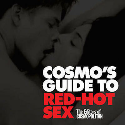 Cosmo's Guide To Red-Hot Sex ___ Brand New __ Freepost Uk