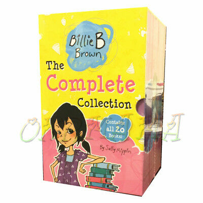 Billie B Brown By Sally Rippin  The Complete Collection 20 Books Book Set