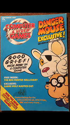 Computer and Video Games Magazine September 1984
