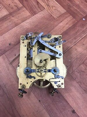 Vintage Clock Movement - Spares & Repairs