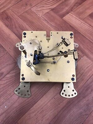 Vintage Haller Clock Movement - Spares & Repairs