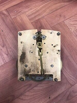 Vintage Smiths Enfield Clock Movement - Spares & Repairs
