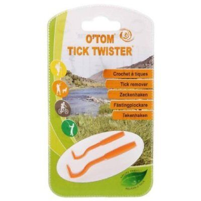 O'Tom Tick Twister Blister Pack Human