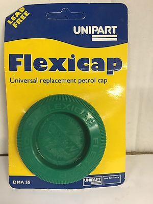 Universal Emergency Replacement Petrol Green Cap