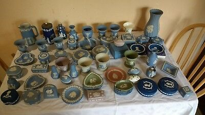 Large Wedgwood Collection
