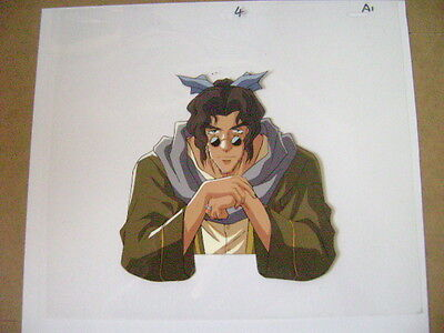 The Vision Of Escaflowne Dryden Fassa Anime Production Cel 3