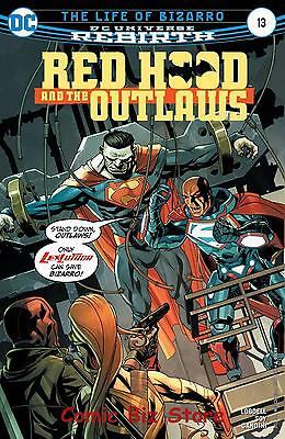 Red Hood And The Outlaws #13 (2017) 1St Print Dc Universe Rebirth
