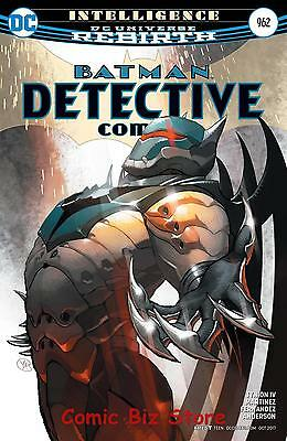 Detective Comics #962 (2017) 1St Printing Dc Universe Rebirth Bagged & Boarded