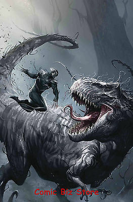 Edge Of Venomverse #4 (Of 5) (2017) 1St Printing Bagged & Boarded