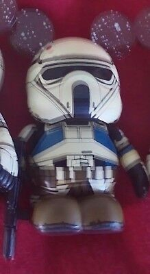 Disney Vinylmation Rogue One: A Star Wars Story Eachez Common Limited LR W/Box