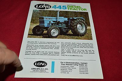 Wheel Horse Lawn Tractor Buyers Guide For 1964 Dealers Brochure YABE13