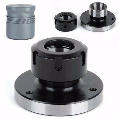ER-32 Collet Chuck (3901-5032) Compact Lathe Tight Tolerance Mount Milling Table