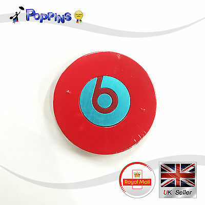 Replacement Battery Case Cover Red For Monster Beats Dr Dre Studio Headphones