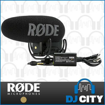 Rode VideoMic Pro Plus VMP+ On-Camera Microphone Video Recording Mic - GENUINE