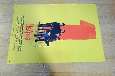 Beatles 1 Remastered *double side Official POSTER* FOLDED POSTER