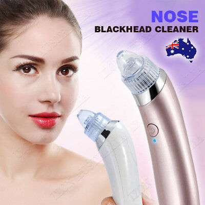 Electronic Facial Pore Cleaner Nose Blackhead Cleaner Acne Remover Tool Suction