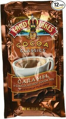 Land O Lakes Mix Cocoa Clsc Caramel, PartNo 87302, by Land O Lakes, Single case
