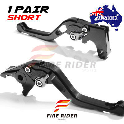 Fit Yamaha Majesty YP 400 04-08 07 CNC SBT GP Short Front Rear Brake Levers