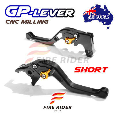Fit Yamaha TMAX 530 XP500 15 16 CNC SBG GP Short Front Rear Brake Levers