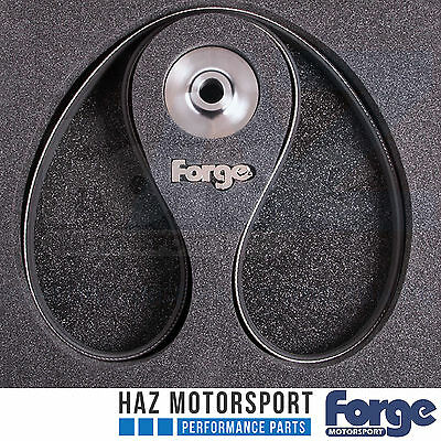 Audi S4/S5 3.0 TFSI Supercharged V6 Forge Supercharger Reduction Pulley + Belt