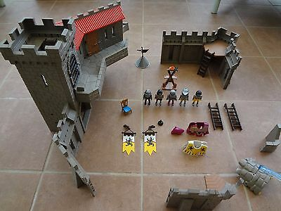 playmobil knights picclick uk. Black Bedroom Furniture Sets. Home Design Ideas