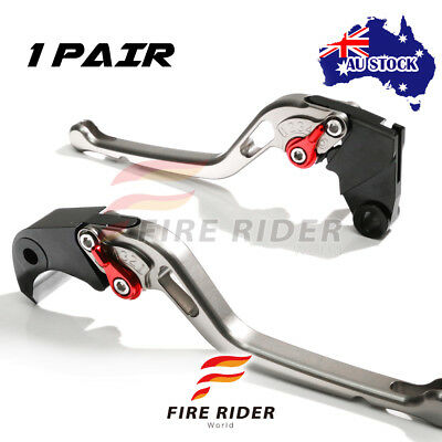 Fit Yamaha TMAX 500 08 09 10 11 12 CNC LTR GP Long Front Rear Brake Levers