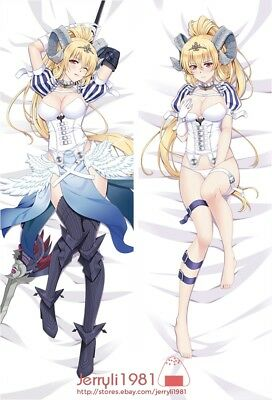 七つの大罪 7 Seven deadly sins Dakimakura Belphegor Anime Girl Body Pillow Case Cover
